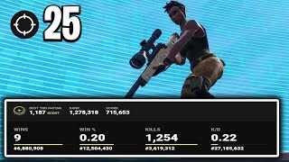 I expose EVERYONE'S Stats that I spectate on Fortnite! (SUPRISING!)