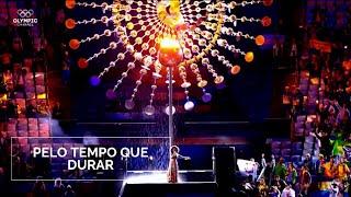 Mariene de Castro - Pelo Tempo Que Durar   Rio 2016 Olympic Games