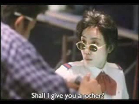 End of Chungking Express