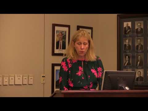 Elizabeth Franklin Lewis: Penn State's Comparative Literature Luncheon Series