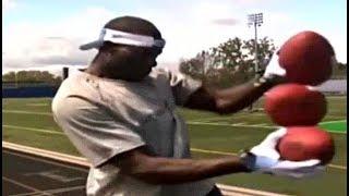 【NFL】 アメフト選手の身体能力がスゴイ!