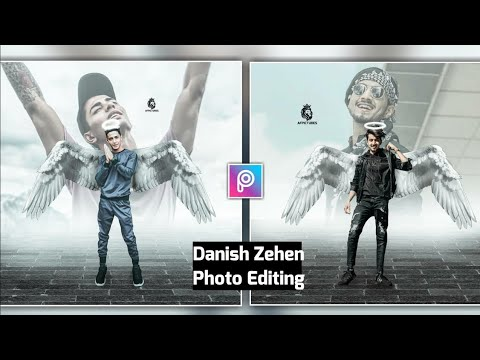 Picsart Amazing 🔥Wings Photo Editing||Danish Zehen Photo Editing||Mr Faisu 07 Photo Editing