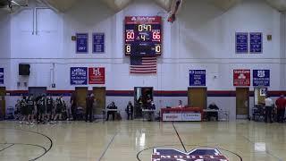Model Boys HS Basketball Vs. Somerset Christian