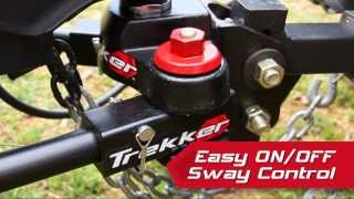 Trekker - Weight Distributing Hitch with Adaptive Sway Technology