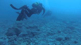 Craig Diving in Gran Canaria With Blue Water Diving July 2015