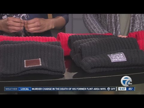 Love Your Melon selling knit hats to help raise money for children with cancer