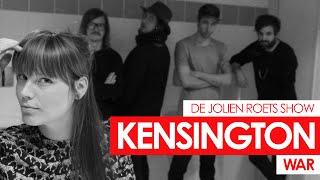 Kensington - War (live bij Q)