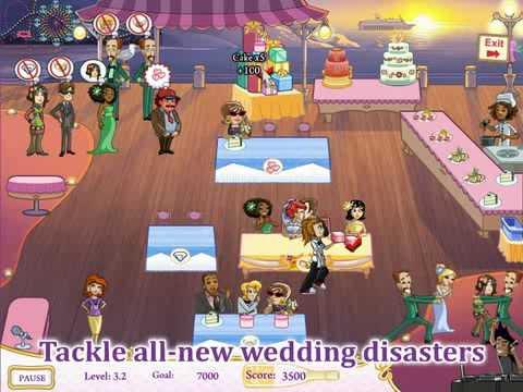 Wedding Dash Ready, Aim, Love!