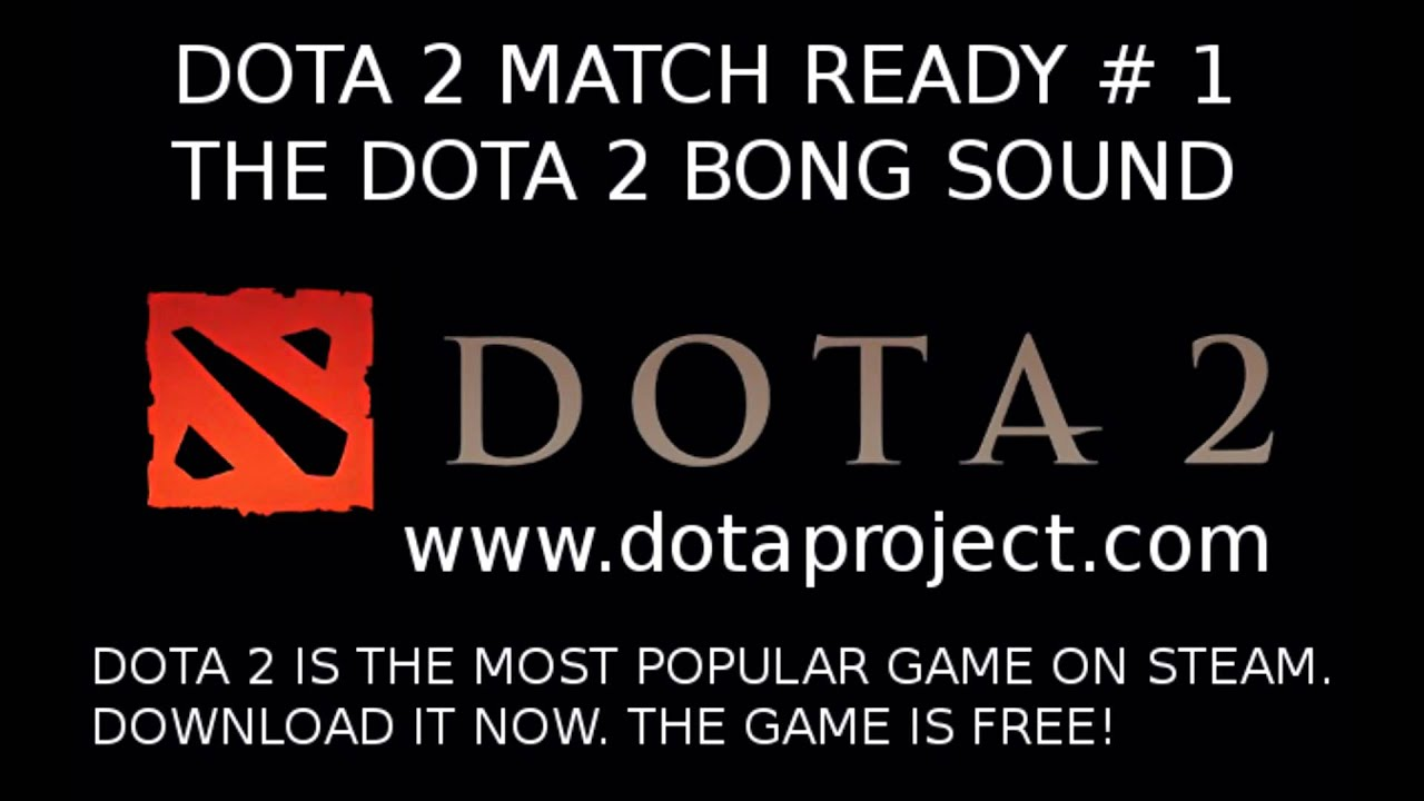 dota 2 match found sound