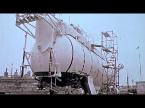 Oceanographic Research Platforms: Assault On The Unknown 1972 Educational Documentary WDTV - The Bes