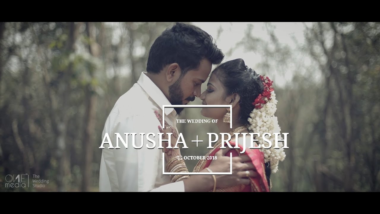 Kerala Hindu Wedding Highlights :: Anusha + Prijesh :: One Media Events