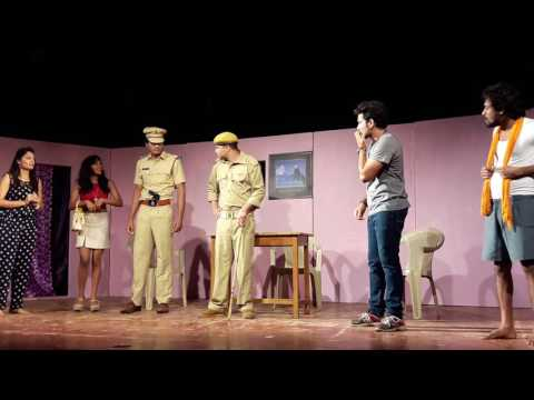 "Comedy ""Marriage Bureau""-Hindi Play-2nd Scene- ABSS Theatre Group"