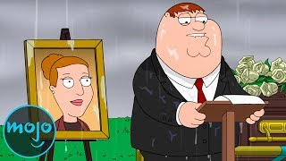 top-10-saddest-moments-on-family-guy
