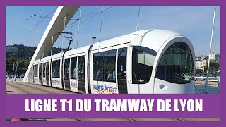 Tramway de Lyon - Ligne T1 | Debourg / I.U.T Feyssine