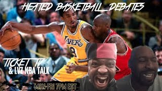 🔴(LIVE) HEATED BASKETBALL DEBATES - TICKETtv & LVZ NBA TALK (EPISODE 9)