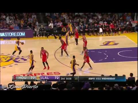 Houston Rockets vs LA Lakers | Full Game Highlights, October 26 2016 | 2016 17 NBA Season