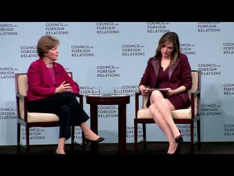 Women's Contributions To Peace And Security: A Conversation With Senator Shaheen