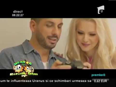 """Sandra N. feat. Marius Nedelcu - """"Te joci cu mintea mea"""" (Premieră)"""