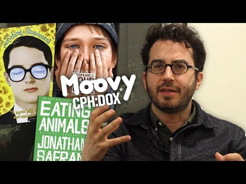 "Jonathan Safran Foer & ""Eating Animals"" (Moovy TV #76)"