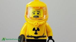 Účinky záření unikajícího z mikrovlnné trouby