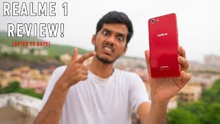 Realme 1 Review! Exciting but can it beat the competition?