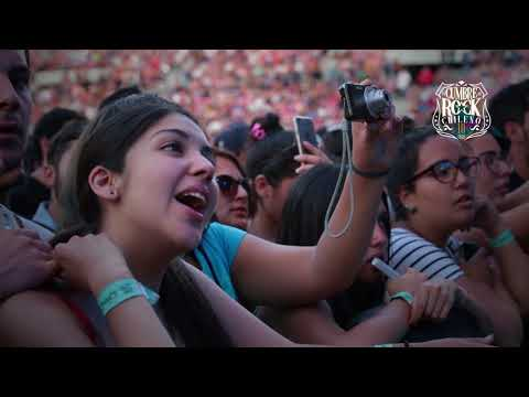 La Cumbre del Rock Chileno 2017  - Documental parte 2