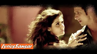 tumhe apna banane ka full song with lyrics hate story 3 zareen khan sharman joshi