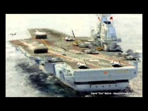 Varyag - Ex-USSR unfinished Carrier Sold To China For $20 M