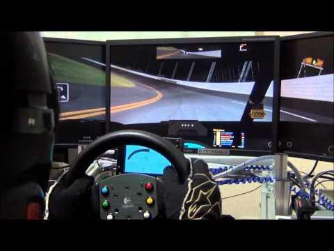 iRacing.com Daytona 2.4 full race cockpit...