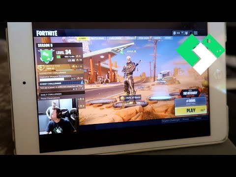 My First Fortnite Tournament | Clintus.tv