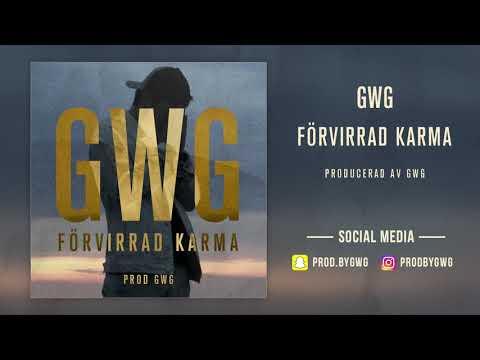 GWG - Förvirrad Karma (Sho Cuz) [PROD GWG]