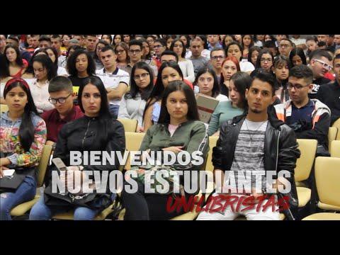 Nuevos Estudiantes Unilibristas Reciben Bienvenida