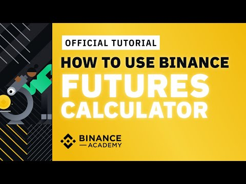 How to Use The Binance Futures Calculator   #Binance Official Guide