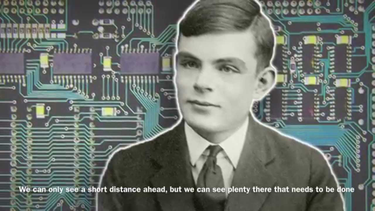 a biography of alan mathison turing a scientist Alan turing aka alan mathison turing  as a brilliant cryptologist and computer scientist, turing might have seemed  that biography.