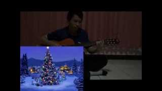 Cover images A Christmas Song (Monkey Majik) Guitar Solo