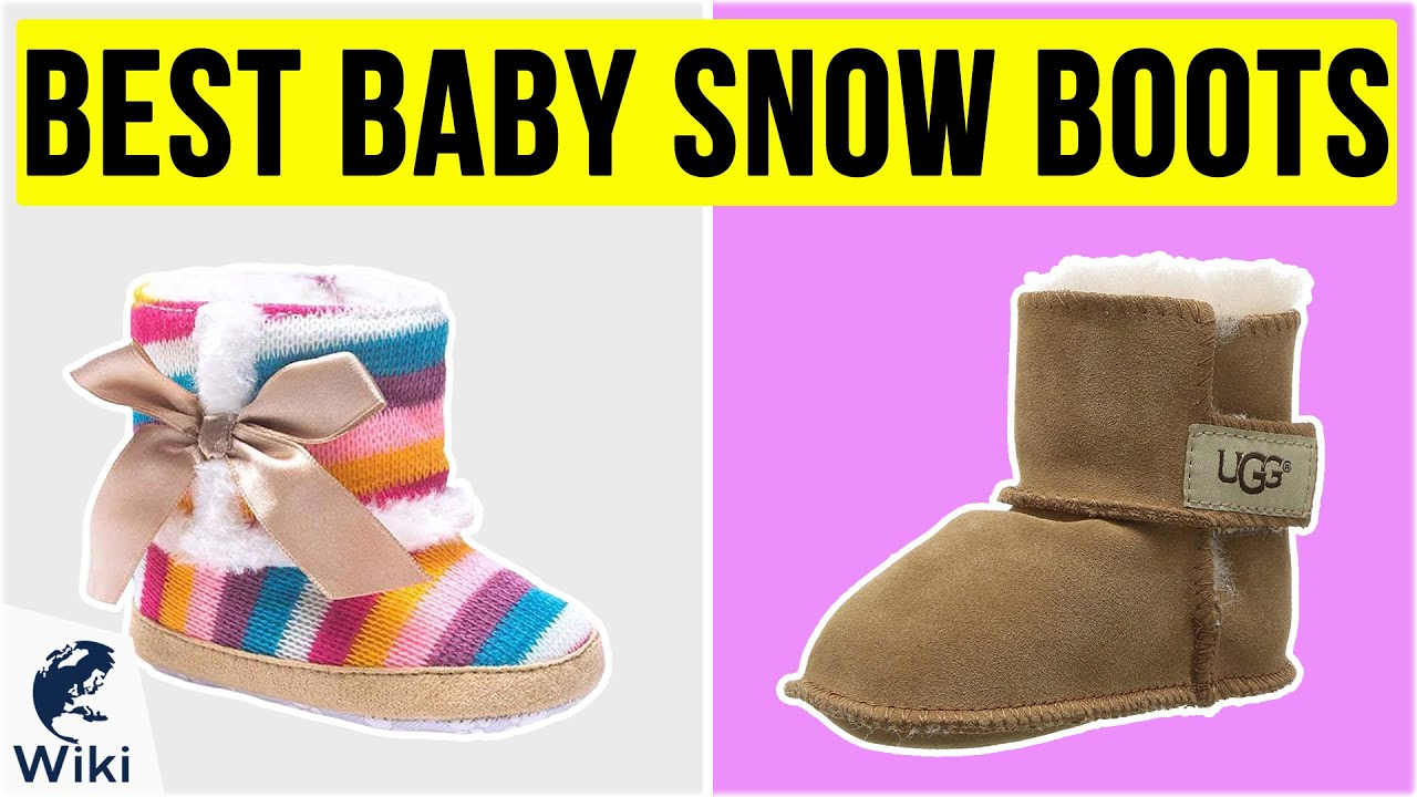 10 Best Baby Snow Boots 2020
