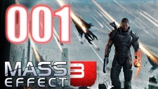 Mass Effect 3 Walkthrough - Part 1 - Reaper Invasion (PC Gameplay / Commentary)