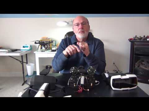 Extending The Range Of The Parrot Bebop 2 & Disco