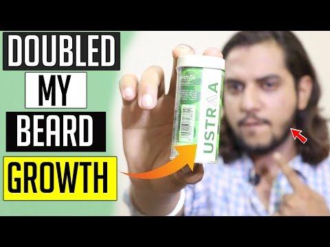 How I Doubled my Beard Growth || SECRETS REVEALED