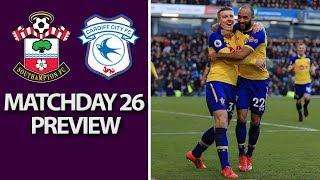 Southampton v. Cardiff City | PREMIER LEAGUE MATCH PREVIEW | 2/9/19 | NBC Sports