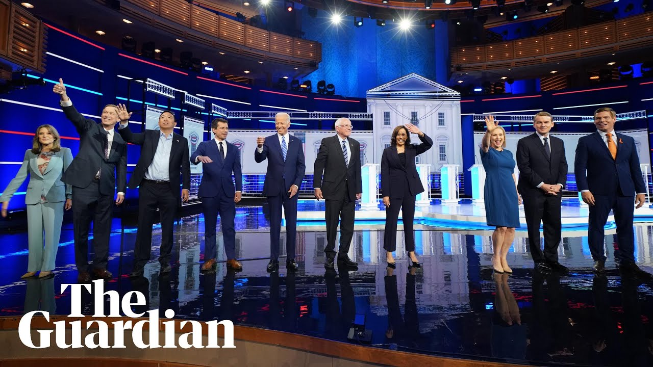 Democratic debates live updates: Candidates for 2020 Democrats ...