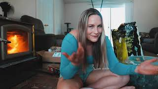 OFF GRID PARADISE | H๐w & Why We Start Seeds Early | Setting up Greenhouse | Off Grid Cabin Living