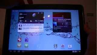 Test de la Samsung Galaxy Tab2 (10.1 pouces)   par Top-For-Phone.fr