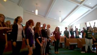 Viva teaches Bel Canto a Norwegian song