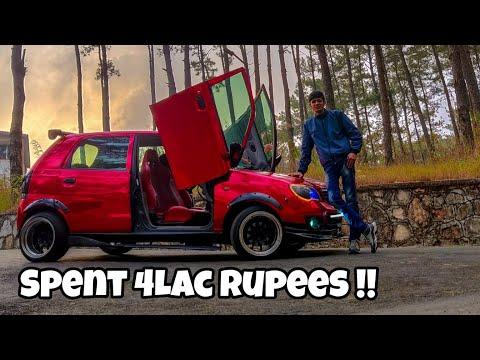 Best Modified Maruti Suzuki ALTO !!