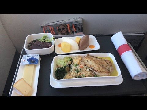 Flight report | Swiss Business class | Stockholm (ARN) - Zurich | Airbus A320