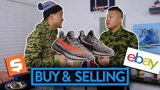 HOW TO SELL YOUR KICKS! - Life of A Sneakerhead