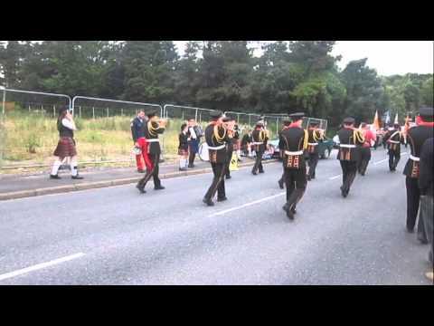 Defenders of the Rock, Lisbellaw @ Brookeborough 2013.