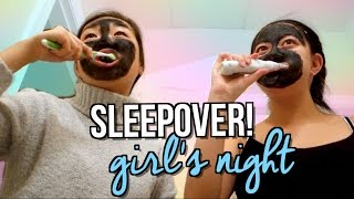 What Girls Really Do at Sleepovers | JensLife