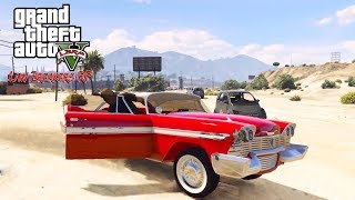 GTA 5 Roleplay - LBRP 141 - (CO-OP) RiskyClay Pranks Buck With The Christine Car
